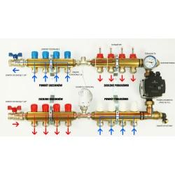 SIŁOWNIK elektr. 3-punktowy 230 V AC, ARM 343 120s